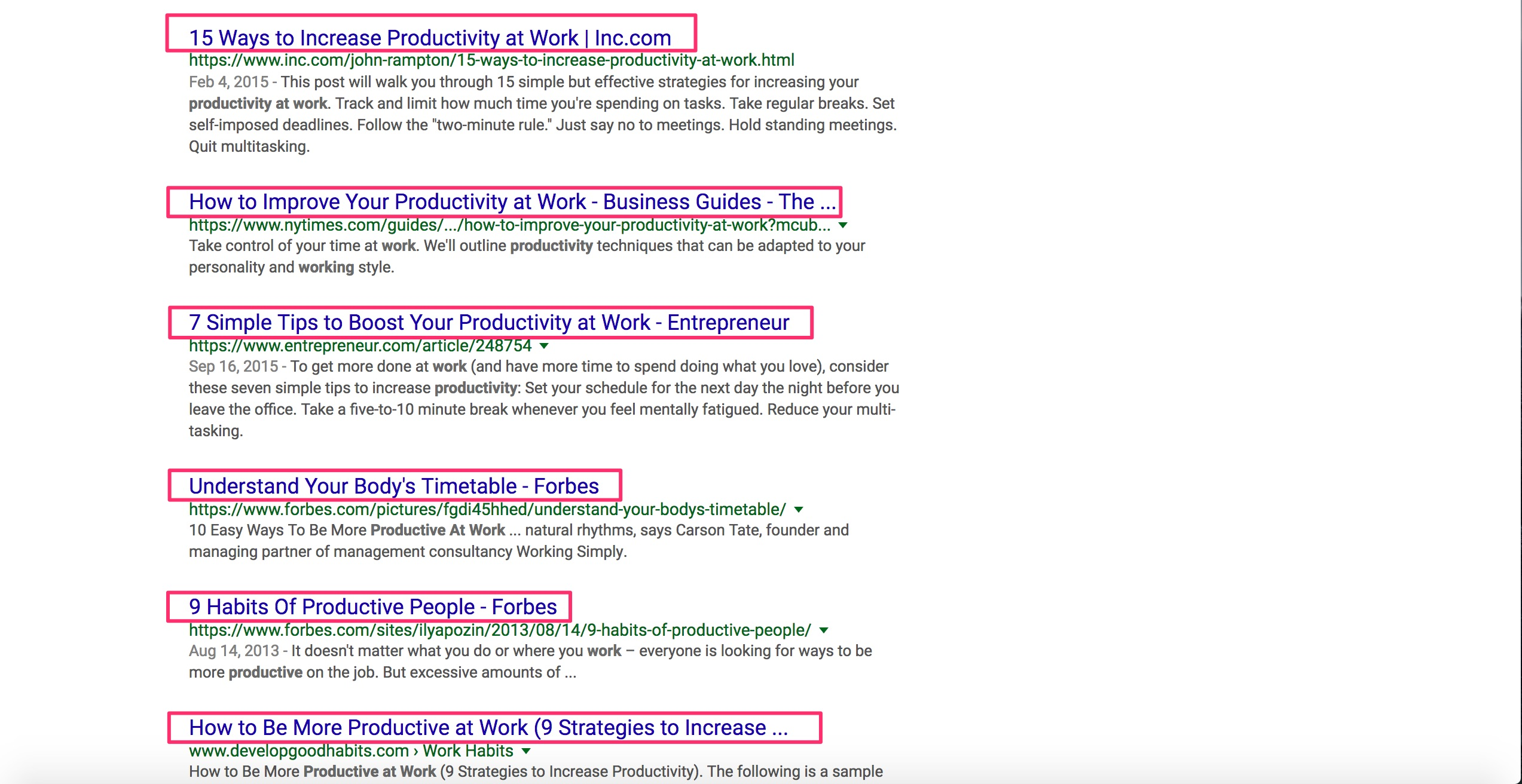 Look At The Type Of Pages That Are Ranking On First Page Those Results Searchers Want To See For Example Keyword How Be